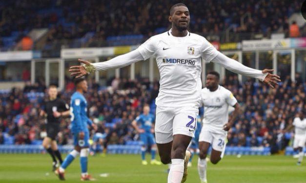 Amadou Bakayoko on target again in win over Peterborough