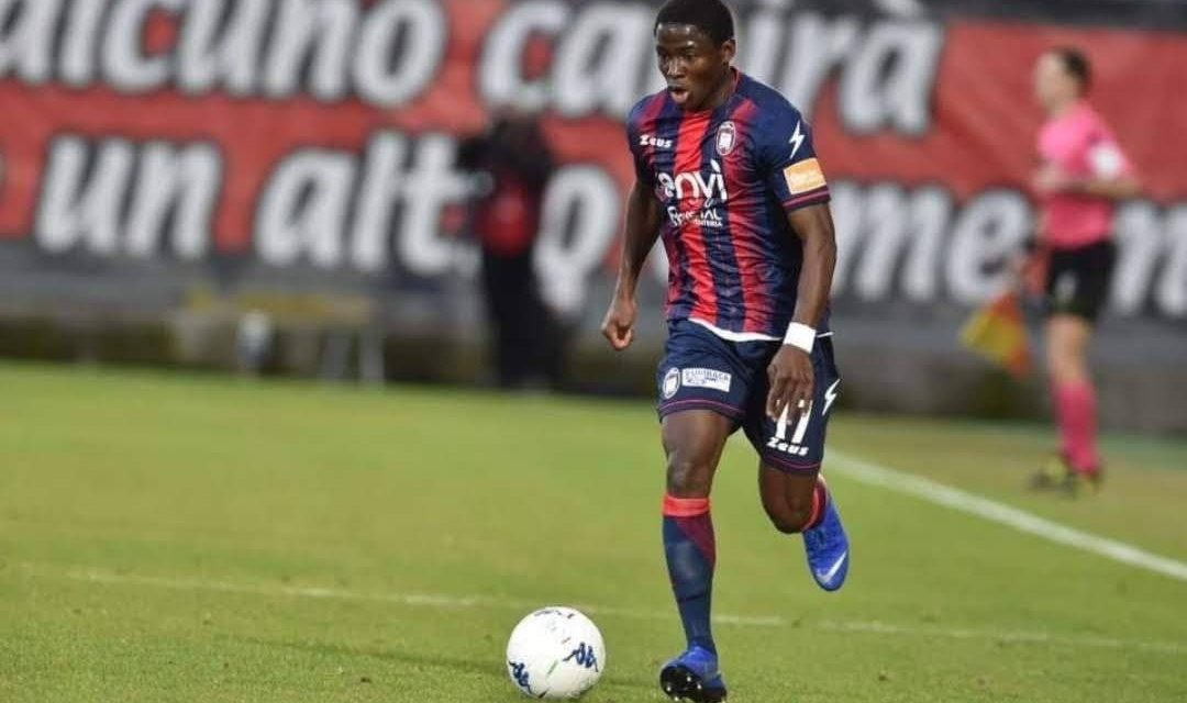 Sierra Leone's youngster Augustus Kargbo happy to be back