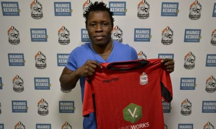 Abdul Sesay rejoins JS Hercules on a one-year deal