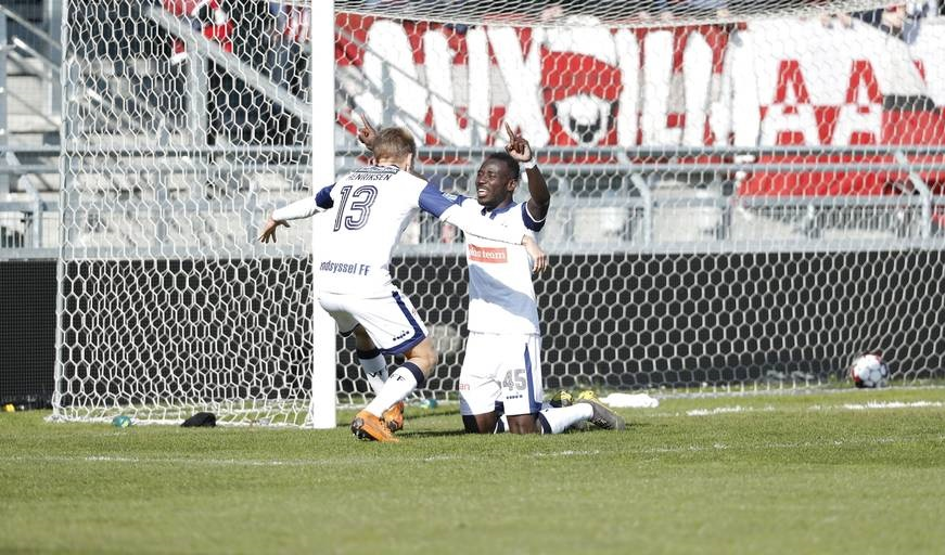 Players Round-Up: Kamara nets Vendsyssel's winner