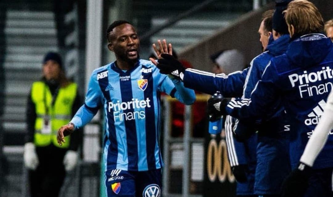 Buya Turay scores two goals in first two Allsvenskan games