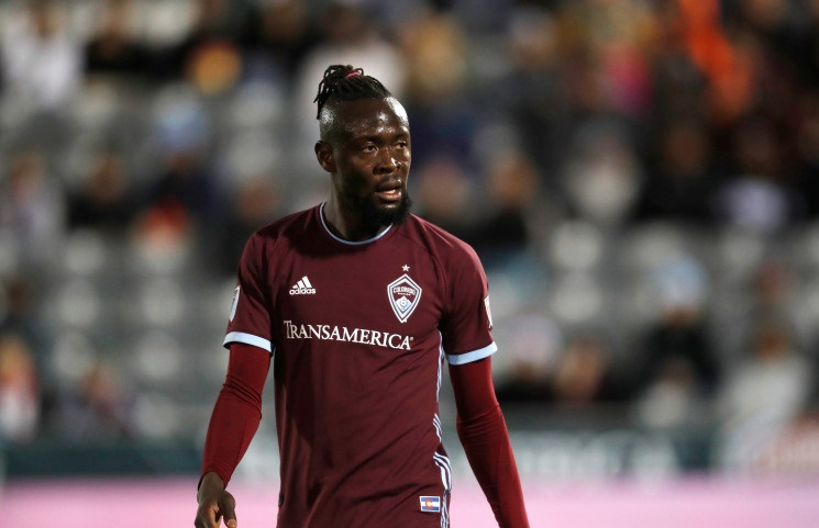Kamara's Rapids slip to fifth straight defeat