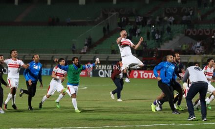 Zamalek through to CAF Confed Cup semis after win