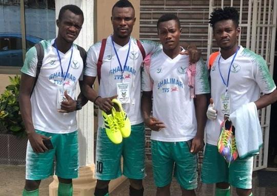 Kamboi Eagles attacker Badara Kella Jr happy to be back