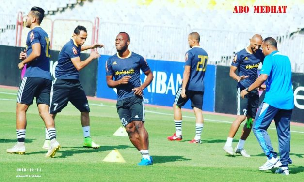 Egypt-based midfielder Mannah eyes new contract