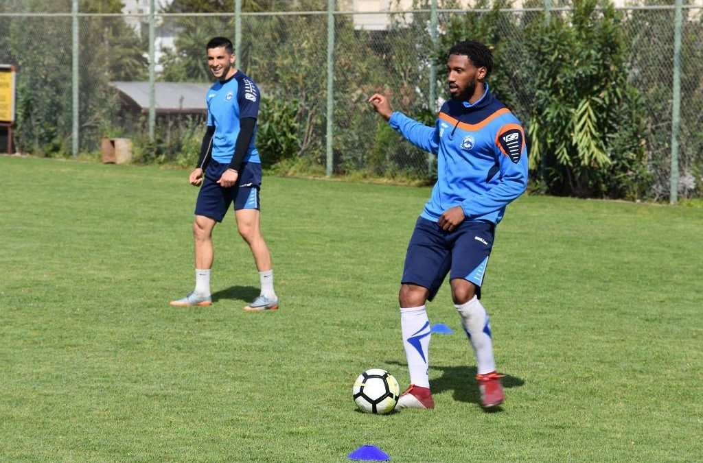 Kissamikos' defender Sesay pleased with first season in Greece