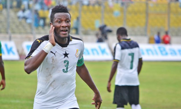 Asamoah Gyan named in Ghana's Afcon provisional squad