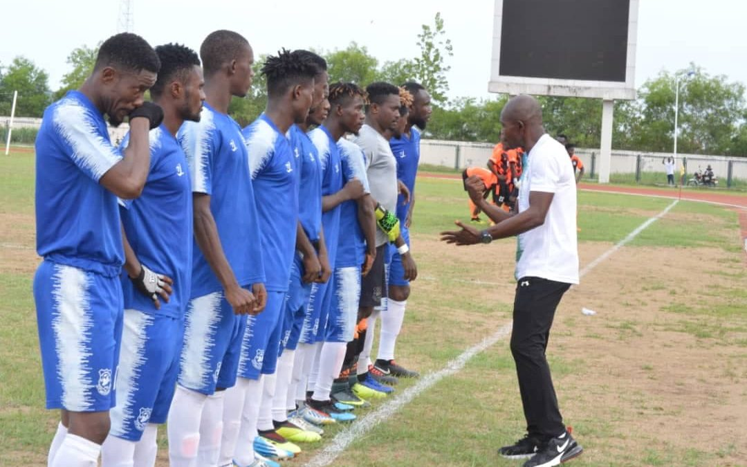 We have to believe – Bo Rangers caretaker coach Konneh
