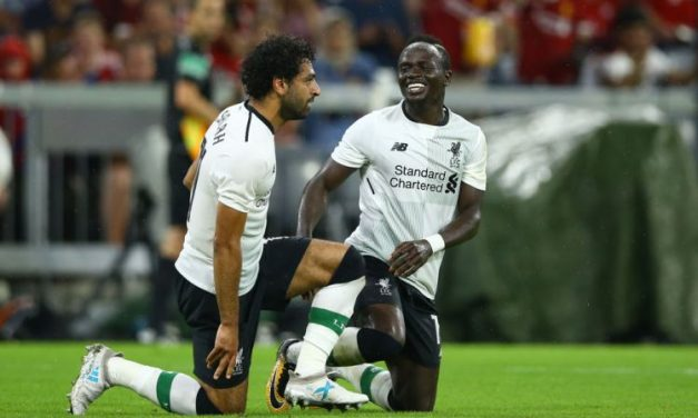 Egypt's Salah, Senegal's Mane in line for Premier League Award