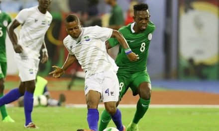 Sierra Leone out of WAFU Cup of Nations