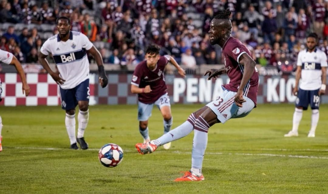 Rapids' woes deepen as Kamara misses penalty in defeat