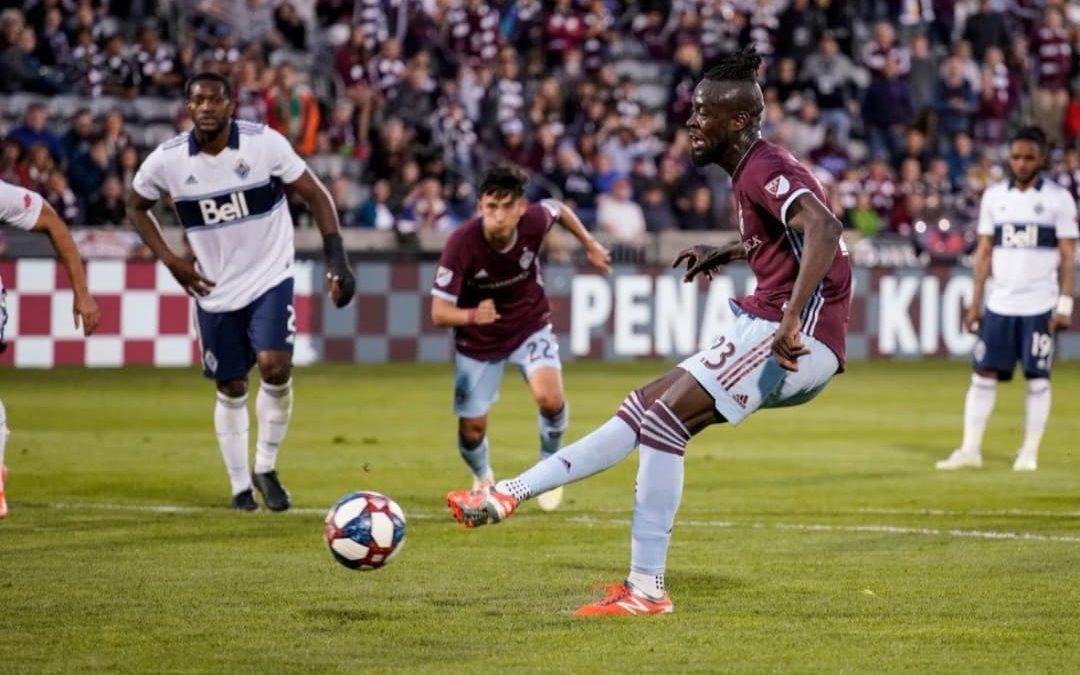 Rapids' woes deepen as Kamara misses penalty in defeat