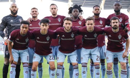 Kei Kamara's Colorado Rapids first win in 12 games