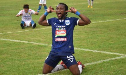 Persipura Jayapura move excites midfielder Conteh