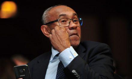 CAF Malagasy president Ahmad arrested in Paris