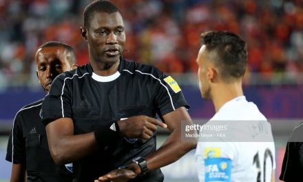 AFCON2019: Cameroon's Alioum to officiate Egypt, Zimbabwe opener