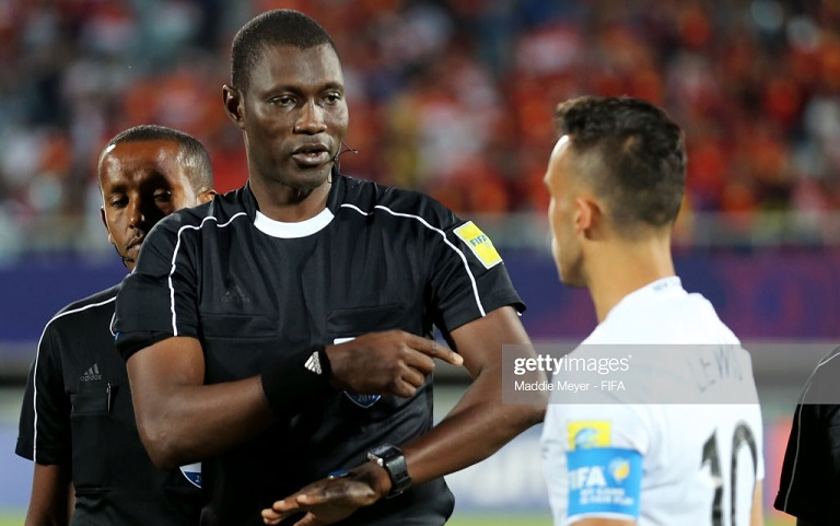 AFCON2019: Cameroon's Alioum to officiate Egypt, Zimbabwe opener