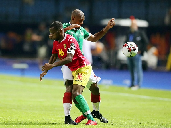 Debutants Madagascar secure first AFCON point