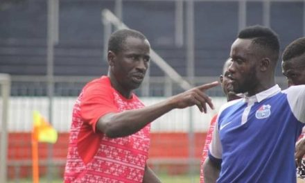 LISCR coach listed for Wakiso giants' job