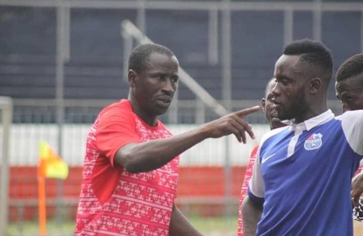 LISCR coach listed for Wakiso giants' job