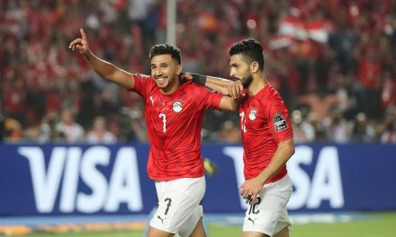 Mahmoud Trezeguet scores winner for Egypt in AFCON opener