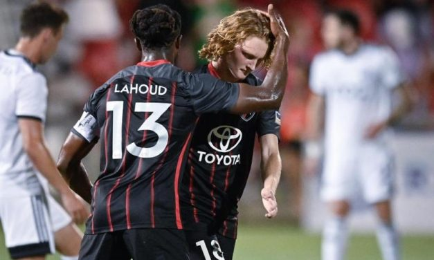 Michael Lahoud's San Antonio earns first USL road point