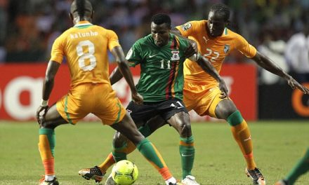 Ivory Coast thrash Zambia in Afcon warm-up