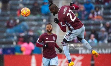 Kamara goal extends Colorado Rapids' unbeaten streak