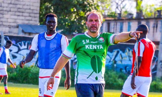 Migné names Kenya final AFCON 2019 squad
