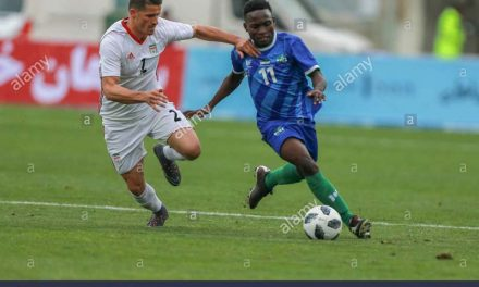 Koroma delighted to join Spanish club on loan from Marampa FC