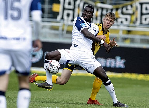 Striker Kamara's Randers to start campaign against SønderjyskE