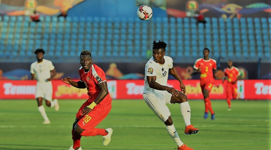 Jordan & Thomas Partey on target as Ghana top Group F