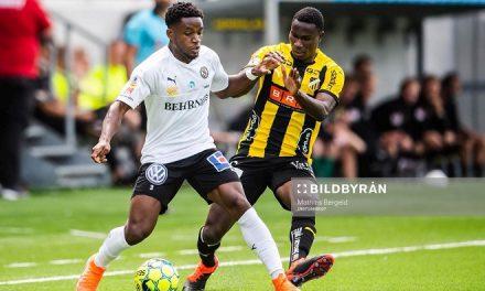 Örebro SK defender Kevin Wright welcomes Sierra Leone call-up