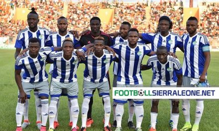 Sierra Leone, Nigeria, Benin & Lesotho in race for #AFCON2021 spot