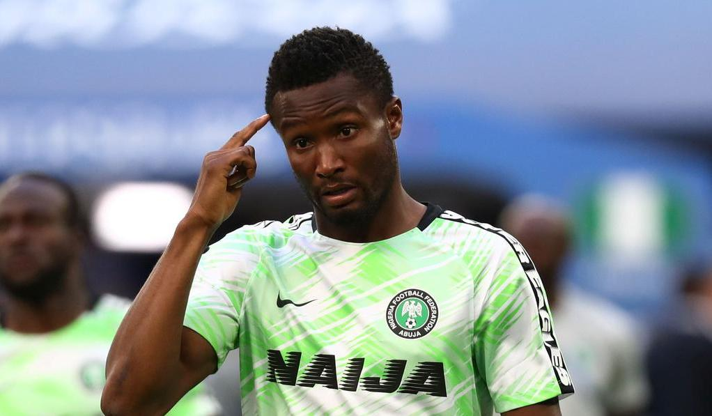 Nigeria captain John Mikel retires from International football