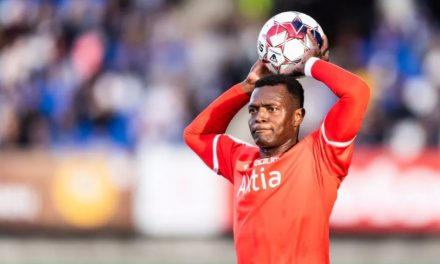 Sierra Leone defender agrees HIFK contract extension