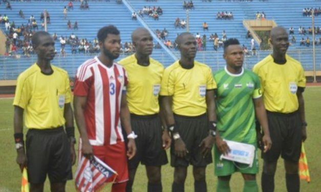 Sierra Leone to open World Cup 2022 campaign in Monrovia