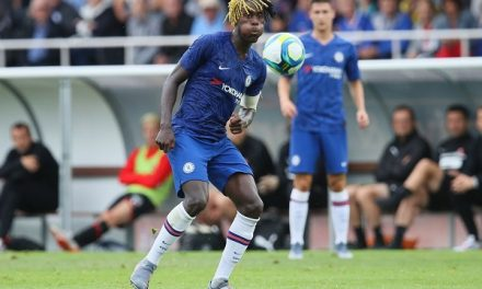 Sierra Leone-born Trevoh Chalobah joins Town on loan