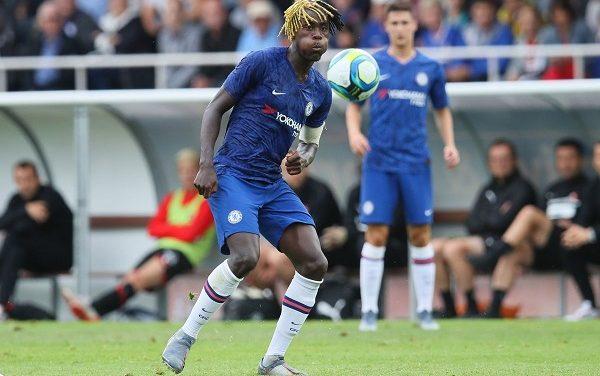 Sierra Leone-born Trevoh Chalobah joins Town on loan