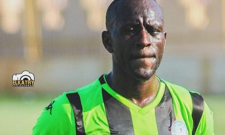 Abdul Sama Mannah excited to join Bella Sporting Club