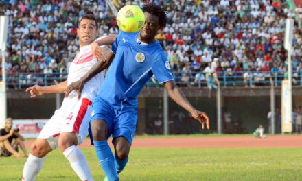 Kei Kamara excited to return after Leone Stars pardon
