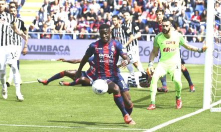 Getafe friendly excites FC Crotone's Augustus Kargbo
