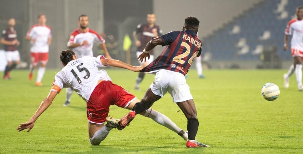 Home debutant Kargbo happy with win over FC Carpi