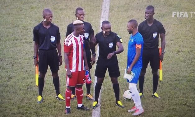 Sierra Leone face tough task at home against Liberia