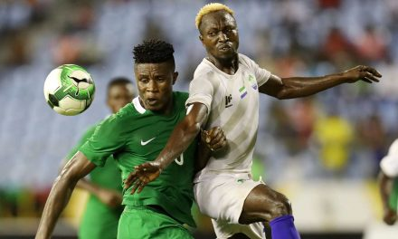 Sierra Leone to face Liberia in WAFU Cup of Nations