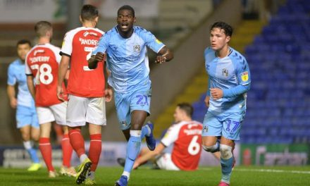 Recap: Bakayoko scores in Coventry win over Fleetwood Town