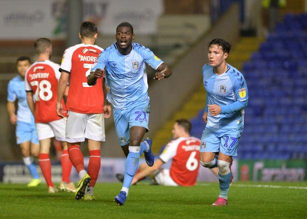 Recap: Bakayoko scores in Coventry win over Fleetwood Town