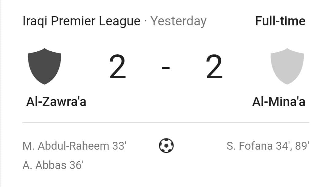 Iraq Premier League