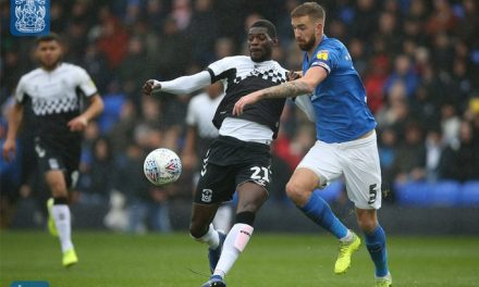 Amadou Bakayoko scores in draw at Peterborough