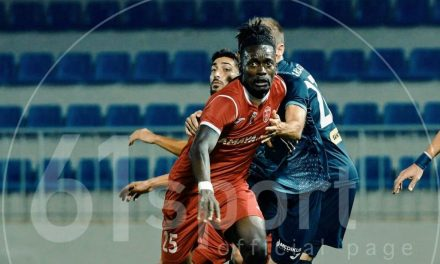 Keşla midfielder Kamara pleased with personal form